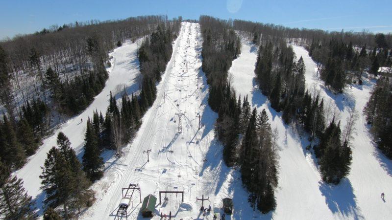 Top-rated Ski-Resort in Michigan-Ski Brule