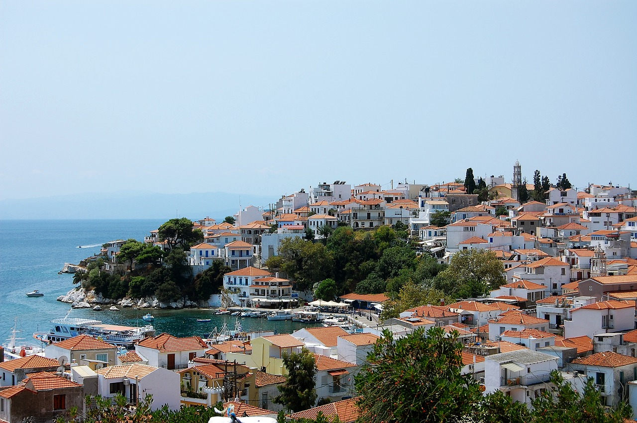 Skiathos - Least Crowded Greek Islands