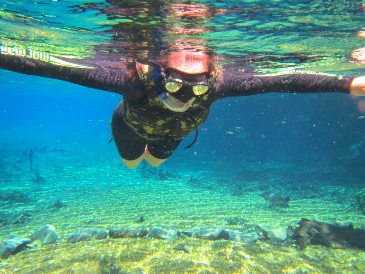 Amazing Adventurous Water Sports in Kerala-Snorkeling