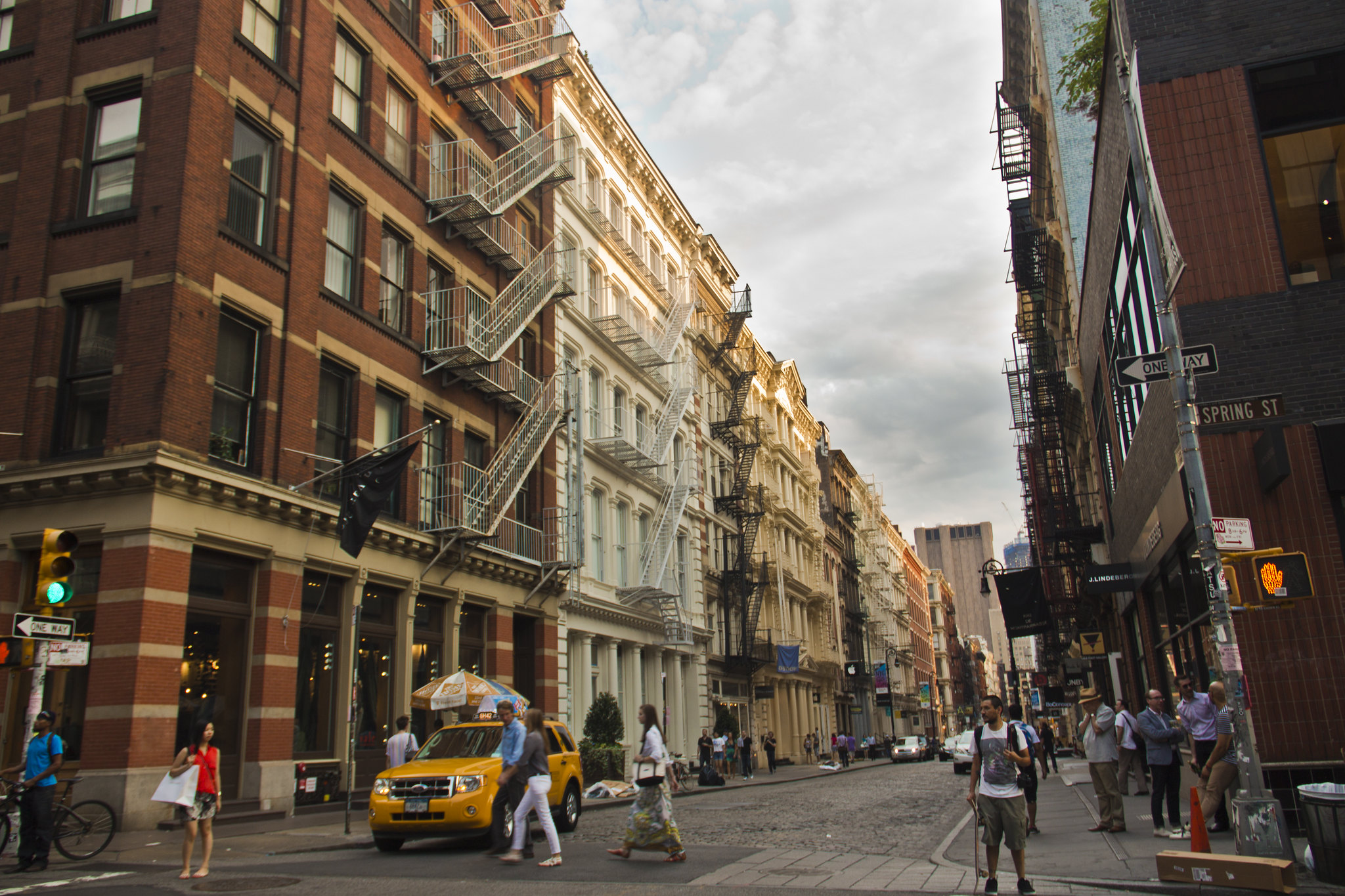 Where To Stay In New York When Visiting For The First Time - SoHo