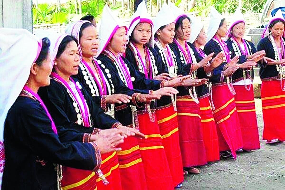 Best Festival Of Arunachal Pradesh-Solung