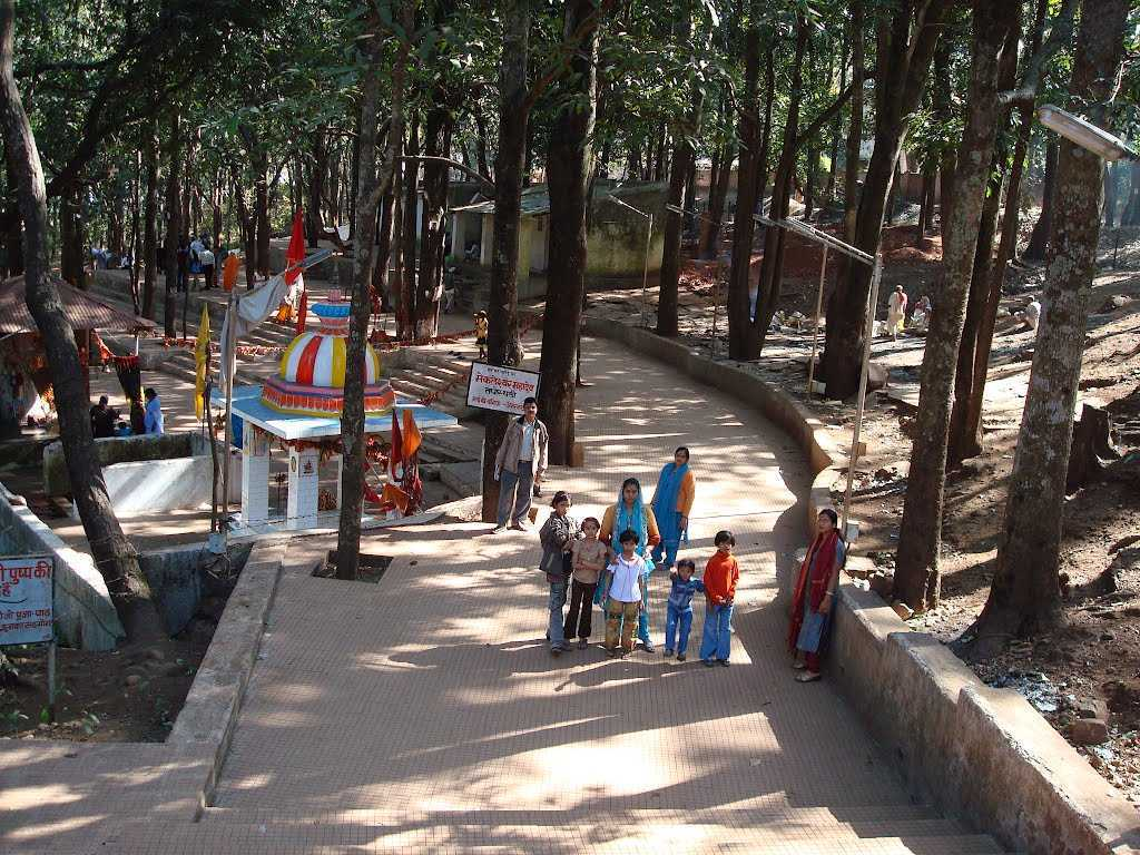 Amazing Place to Visit In Amarkantak-Sonemuda