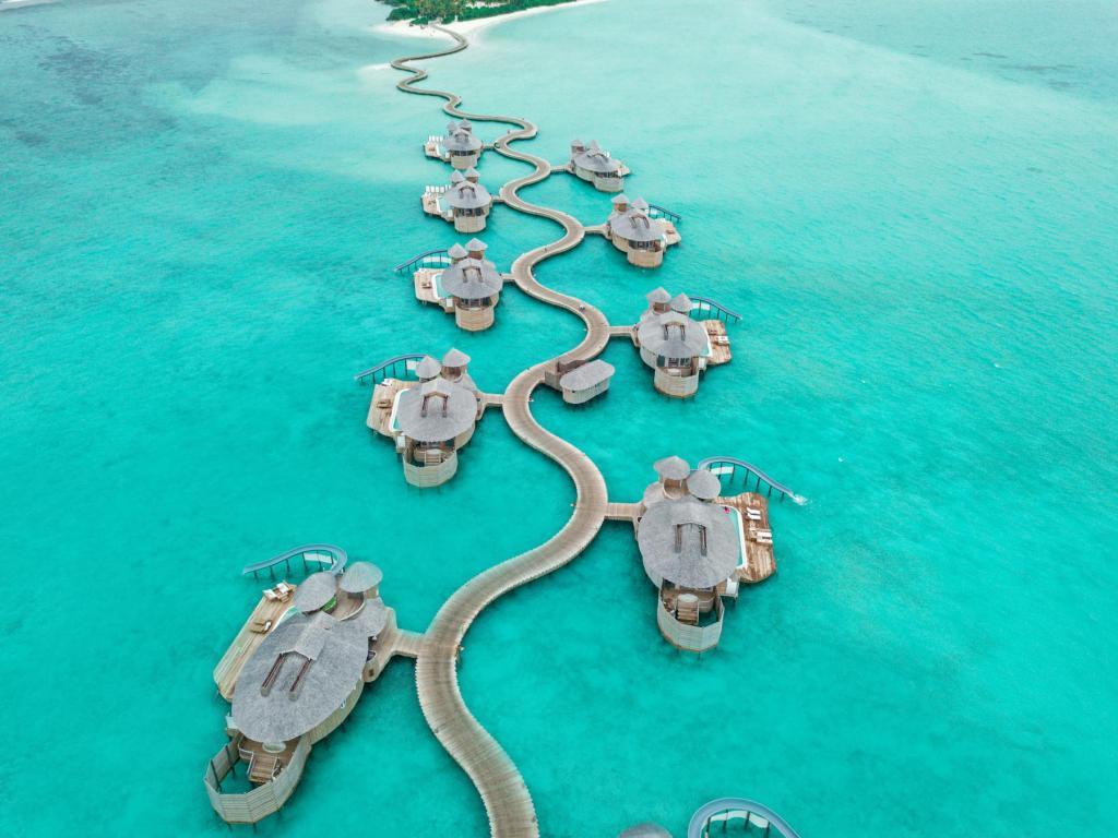 Soneva Jani Luxurious Hotel in Maldives