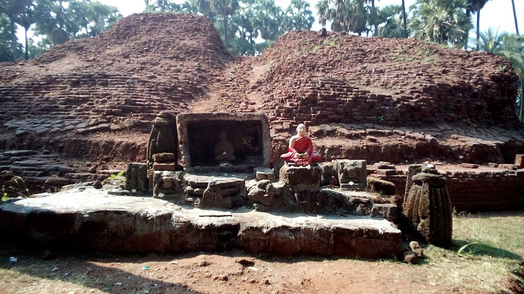 Place To Visit Near Shirgaon Fort-Sopara Stupa Site