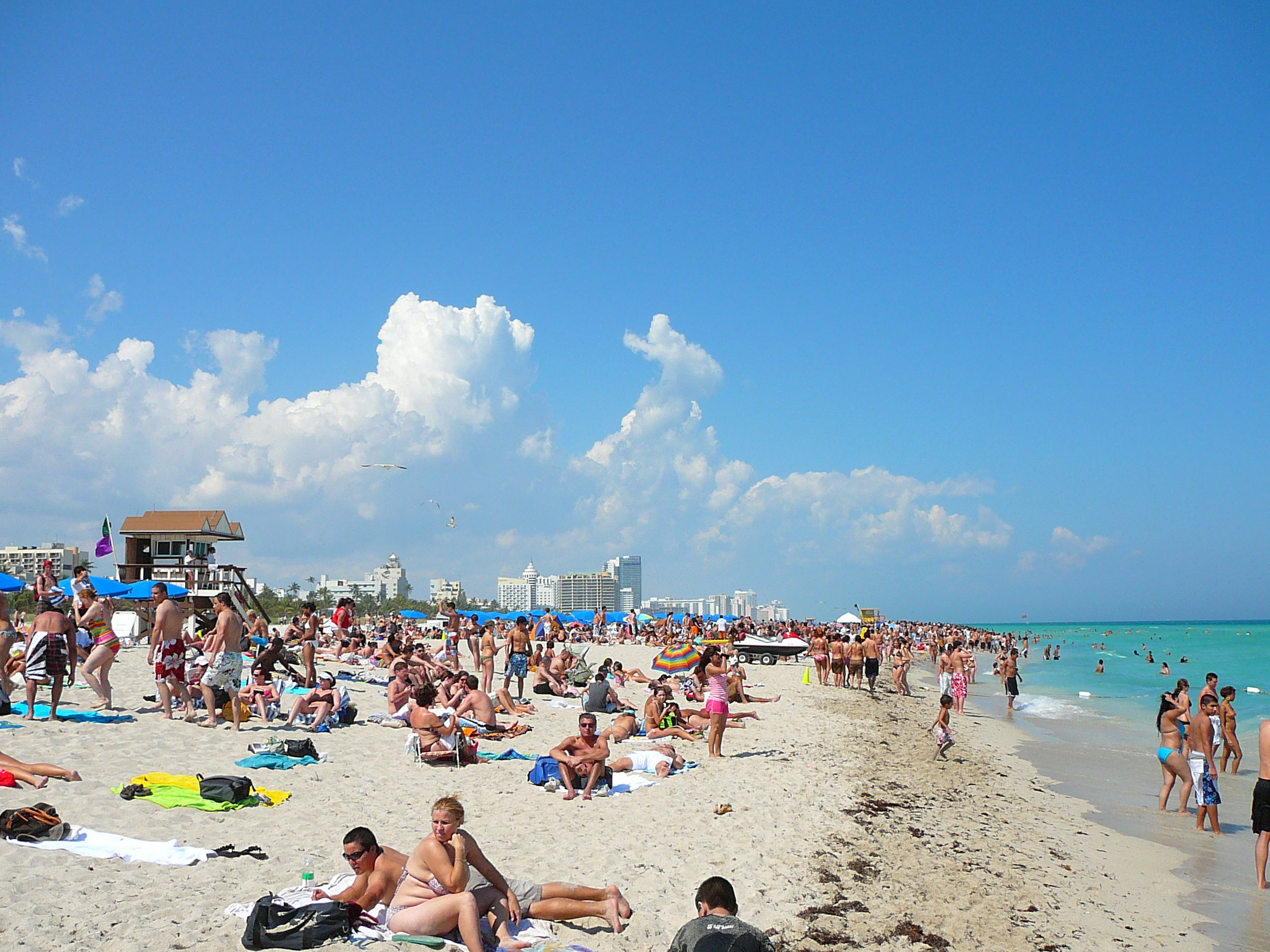 South Beach - Top Tourist Locations To Visit In Miami