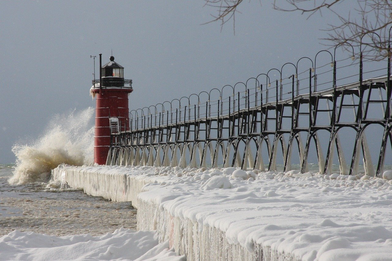 Famous Town in Michigan-South Haven