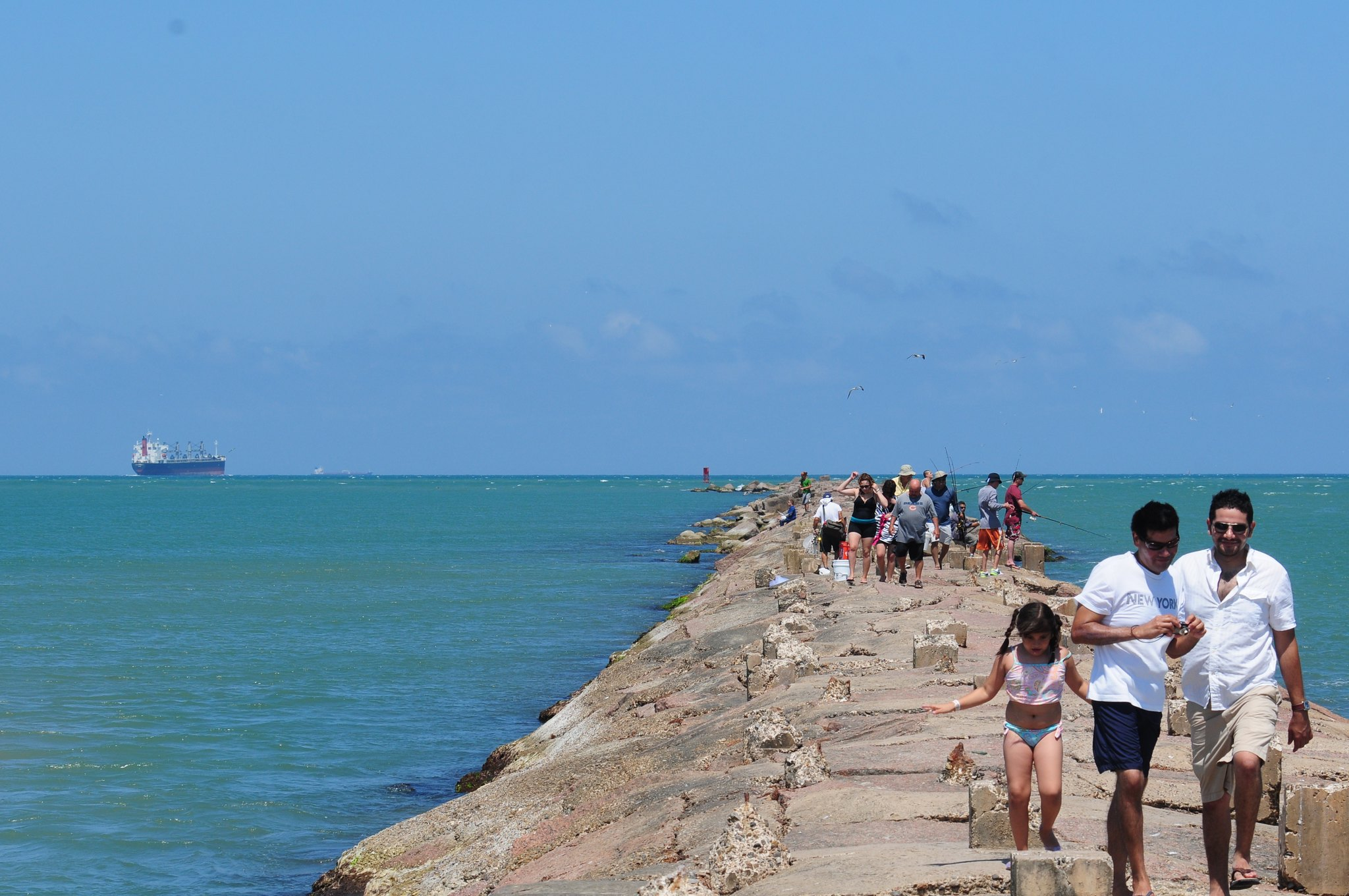 Best Place to Vacation in Texas-South Padre Island, Isla Blanca Park