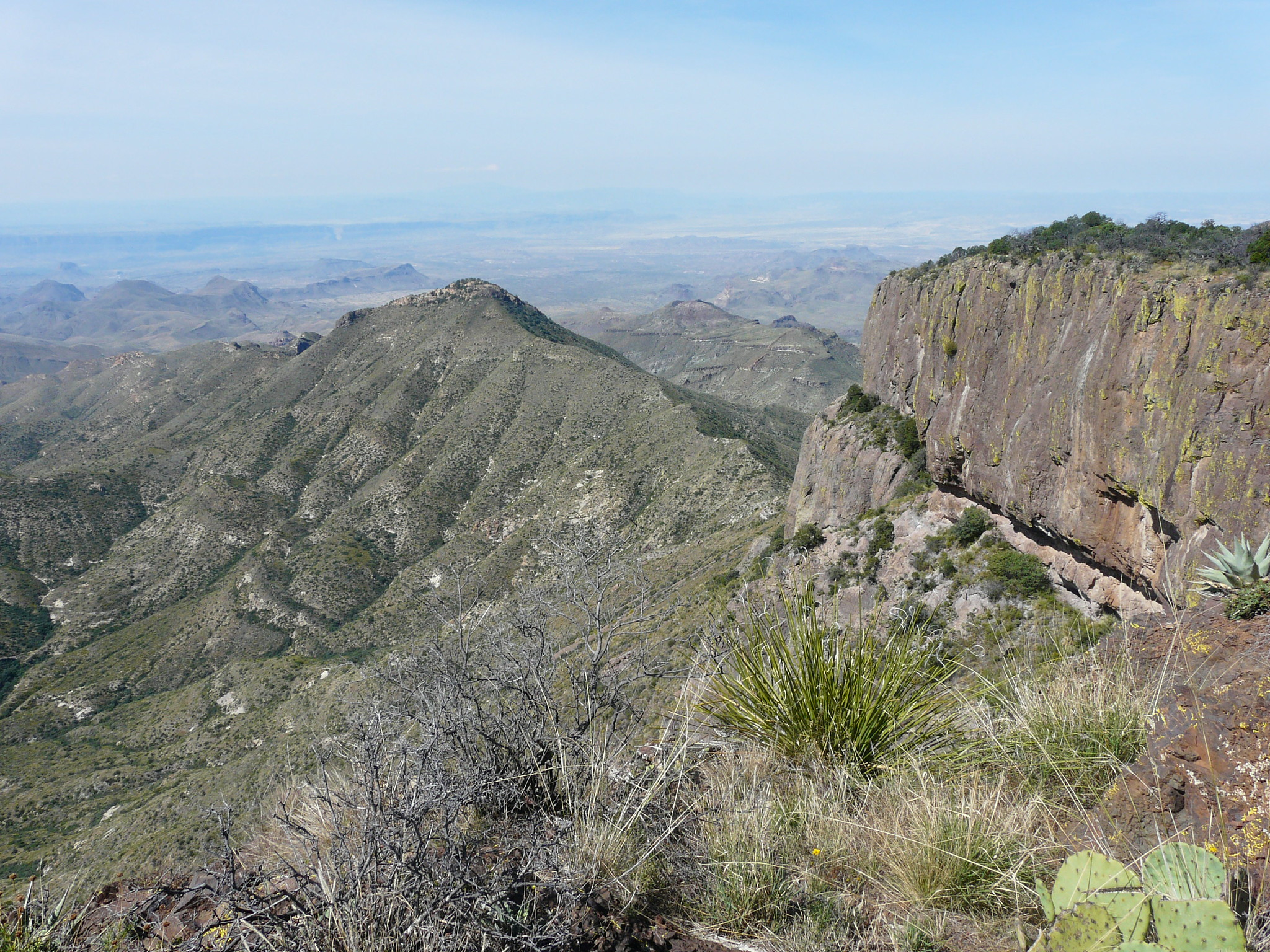 Scenic Hiking Locations In Texas For Outdoor Activity-South Rim at Big Bend National Park