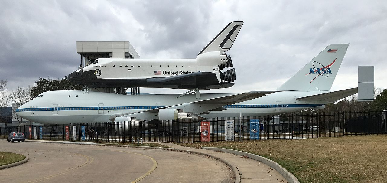 Attraction Museum To Visit In Texas-Space Center Houston, Houston