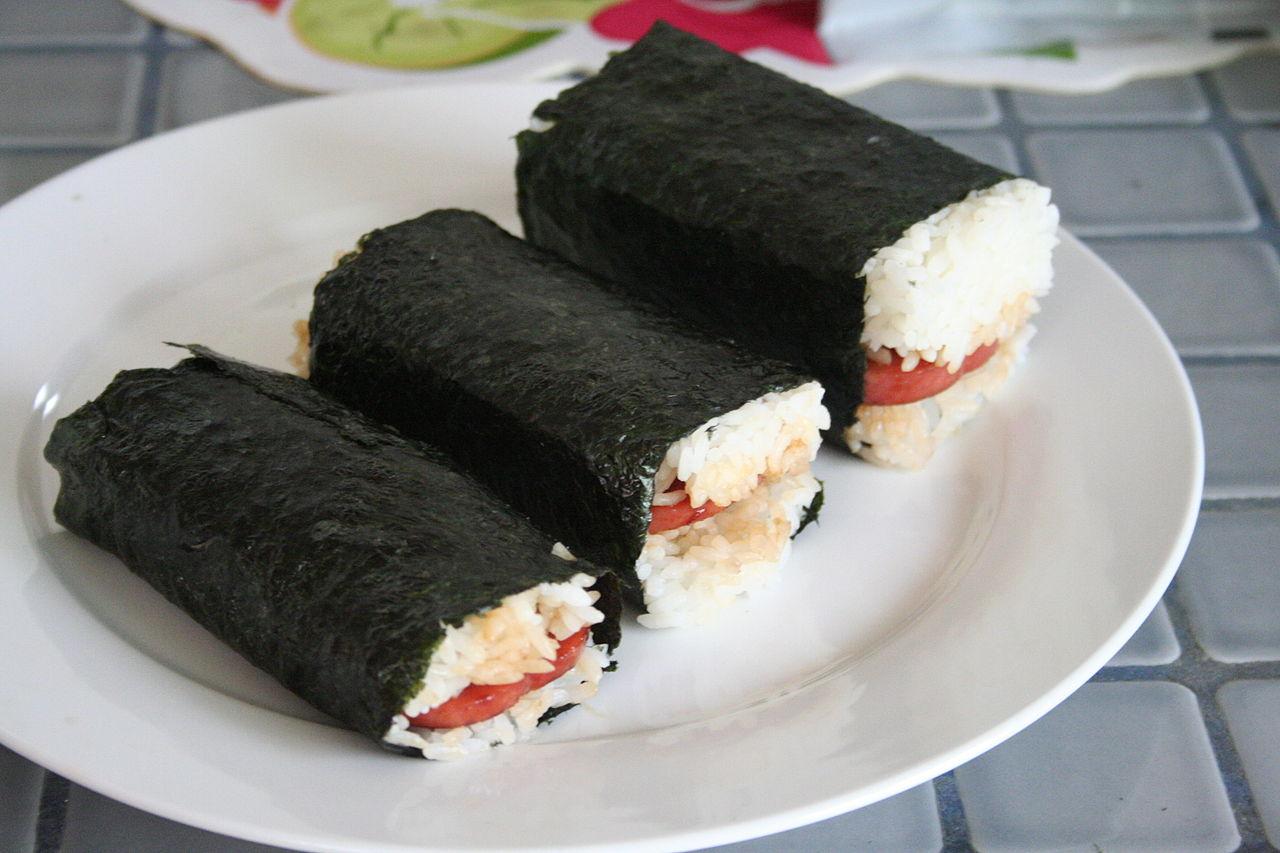 Spam Masubi - Amazing Hawaiian Dishe To Try