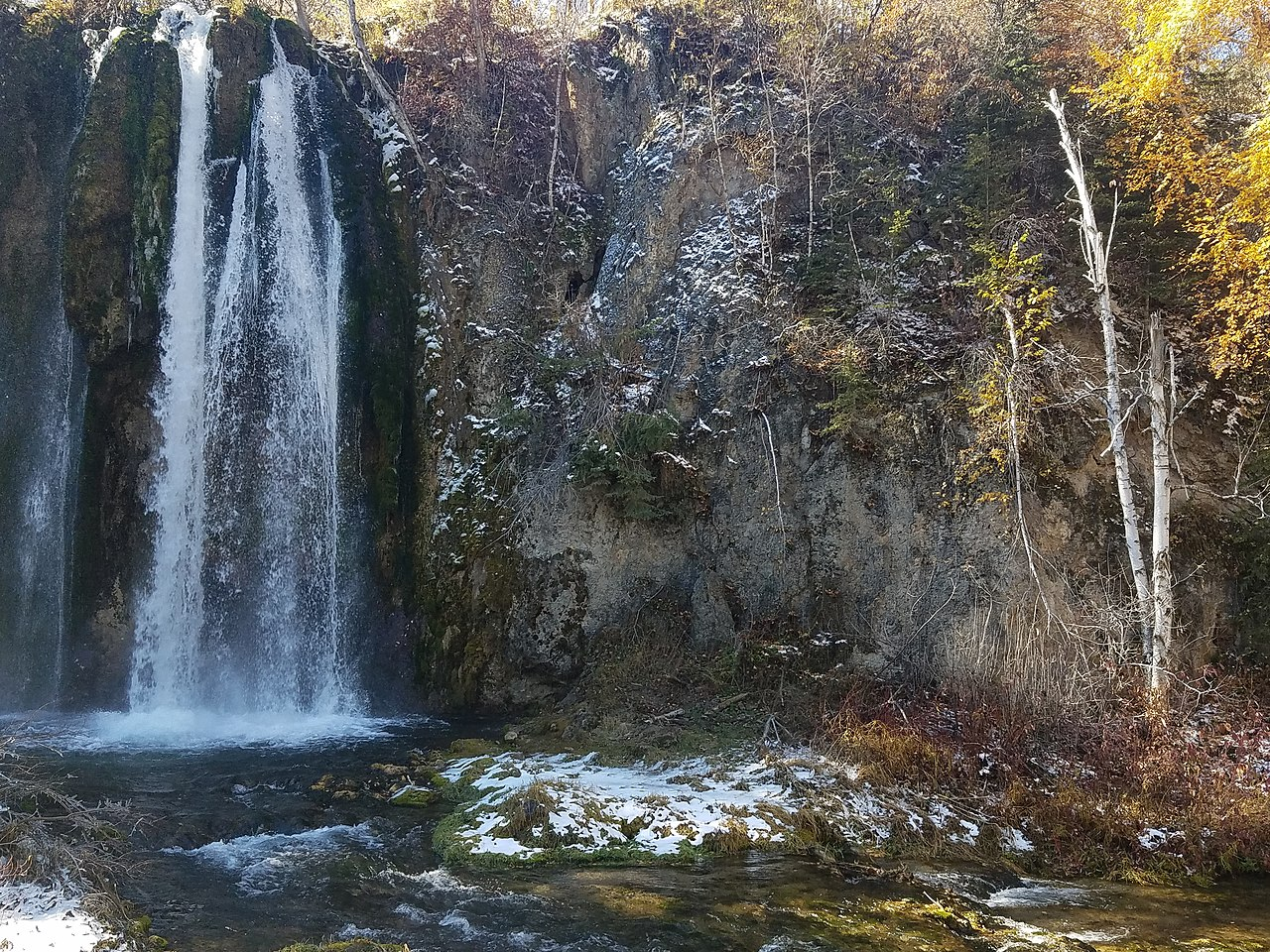 Amazing Place to Visit In South Dakota-Spearfish Canyon