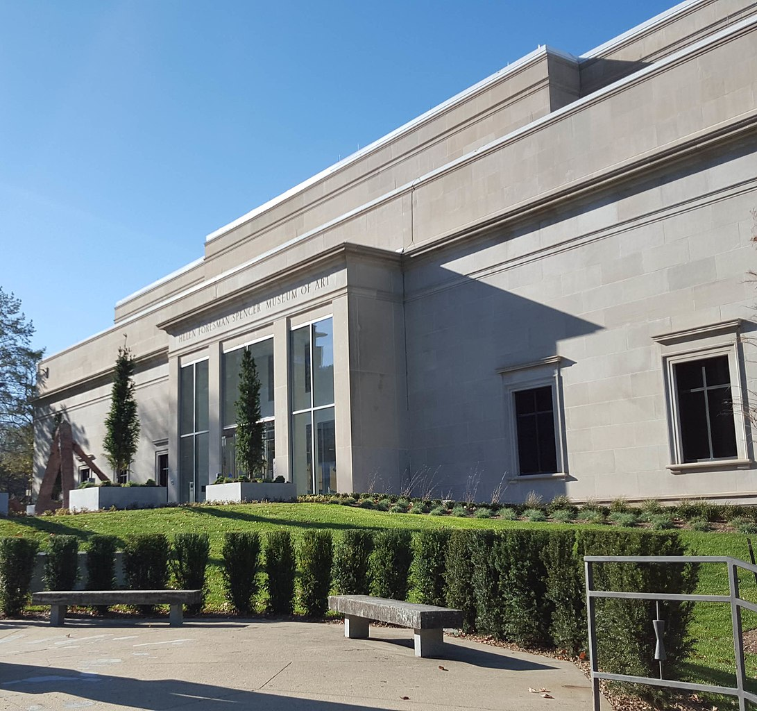 Top Place to Visit In Kansas-Spencer Museum of Art