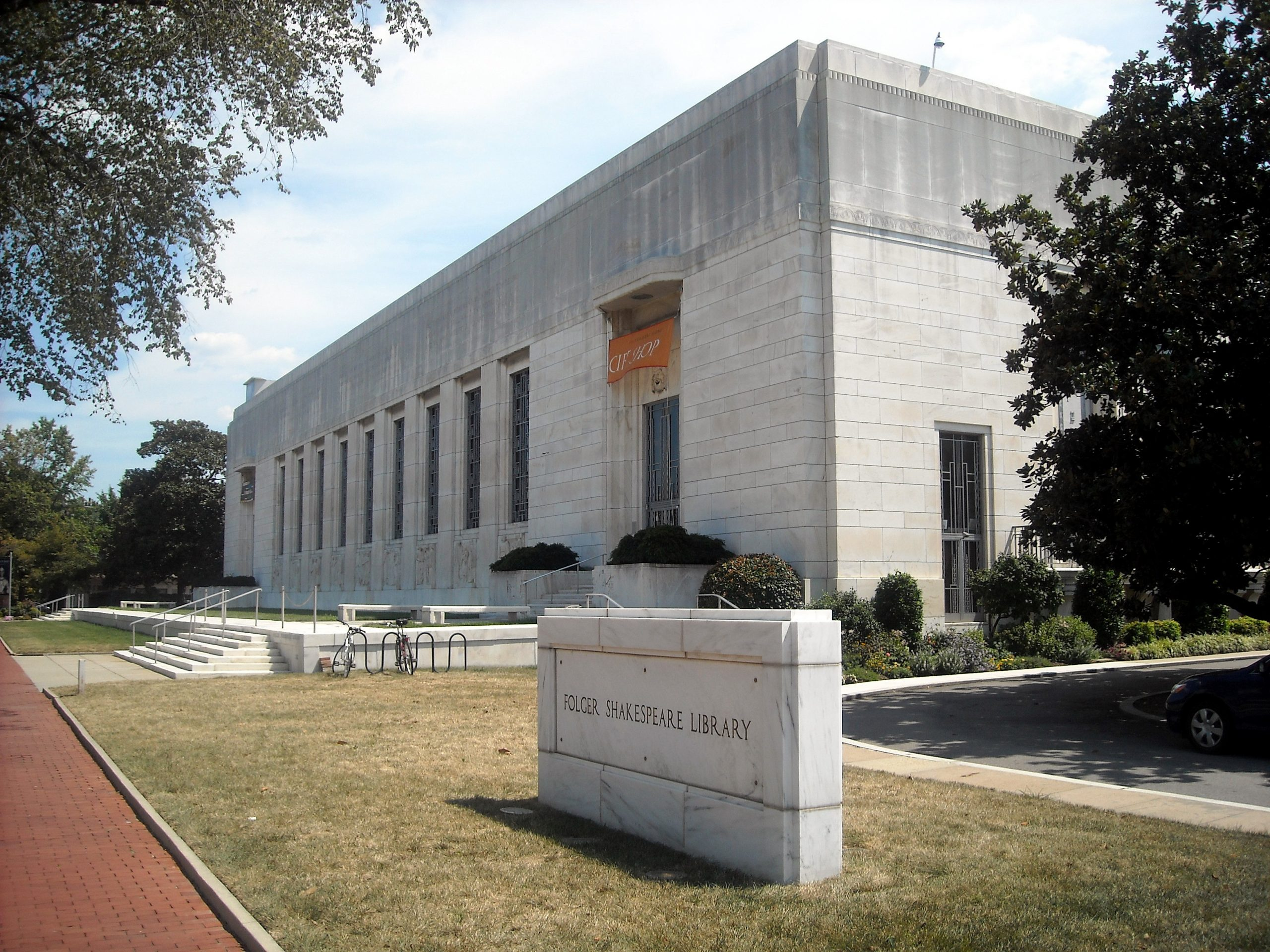Spend Some Shakespeare Time At The Folger Shakespeare Library, Washington DC