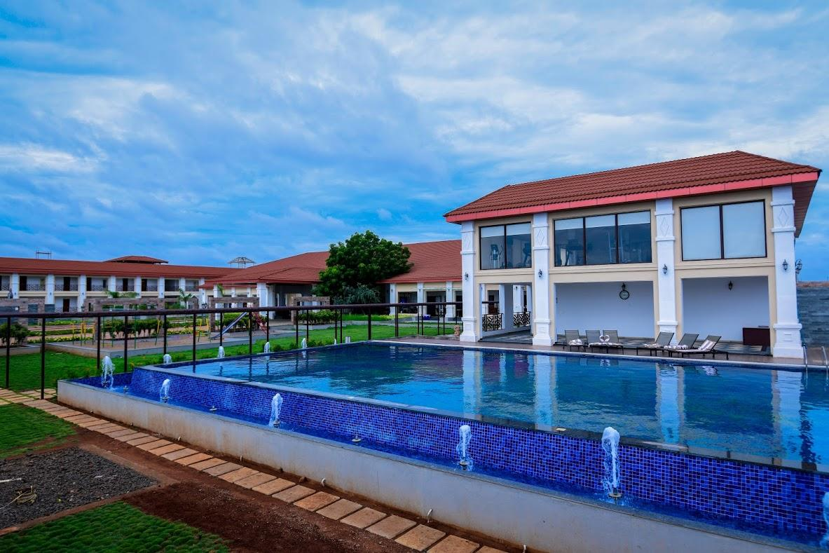 Luxury Hotel in Bijapur-Spoorti Resort & Clubhouse