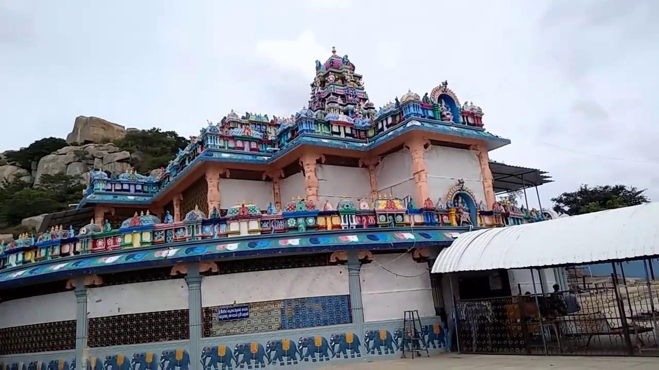 Amazing Place to Visit Near Kanikapam Vinayaka Temple-Sri Boyakonda Gangamma Temple