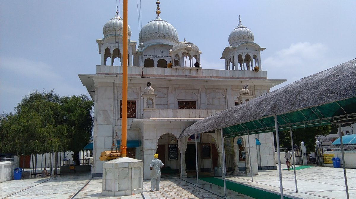 Top Attraction Place In Ludhiana-Sri Machhiwara Sahib