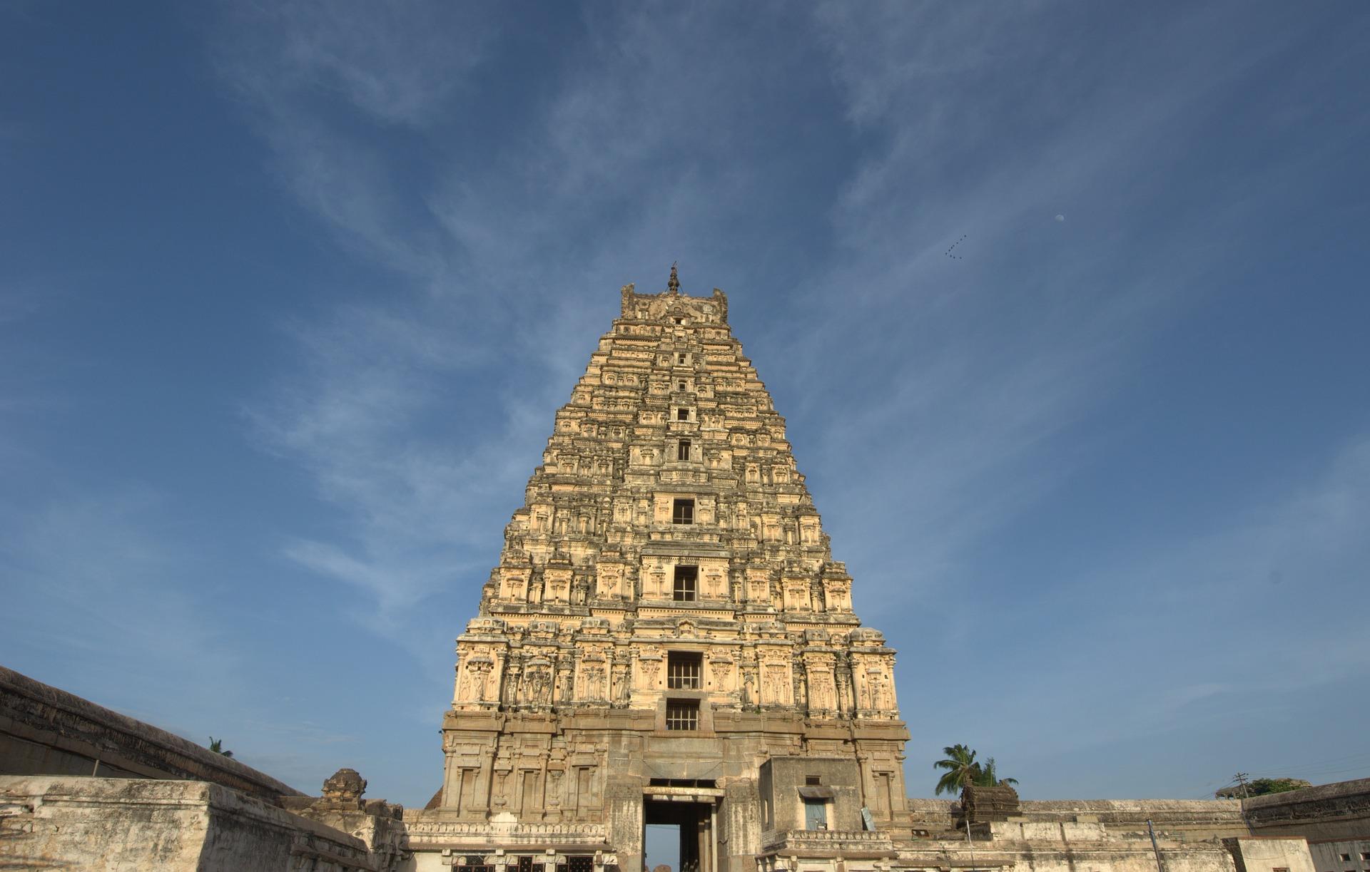 Sri Virupaksha Temple - A Three-Day Trip To Hampi With Friends