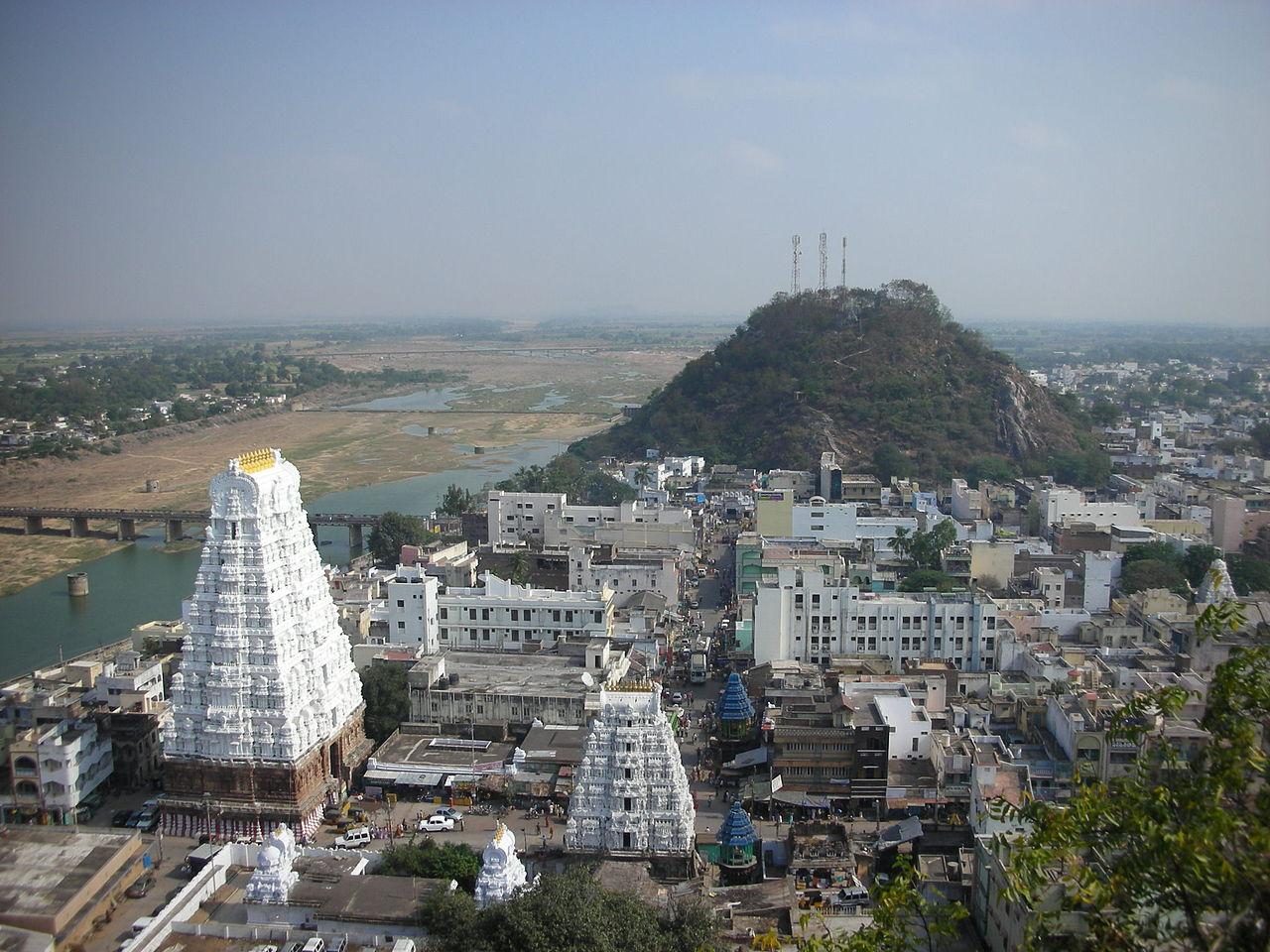 Srikalahasti Temple, Srikalahasti in Andhra Pradesh