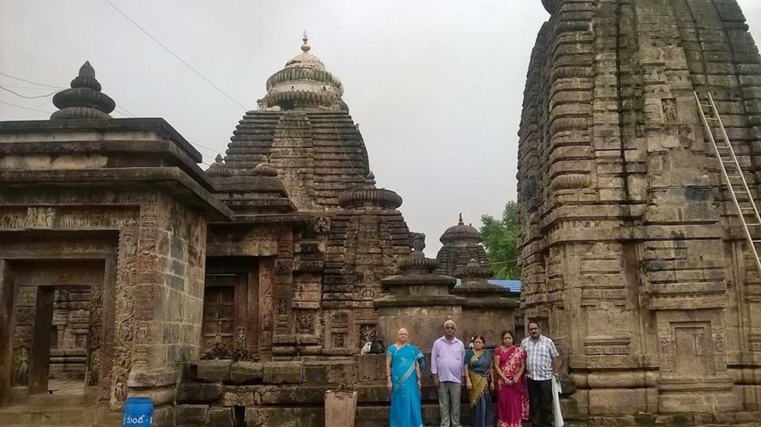 Srikakulam, Srimukhalingeswara temple-Amazing Weekend Getaway from Vizag