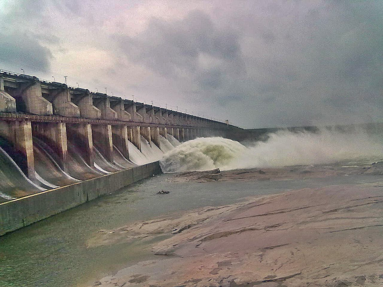 Place to Visit Near the Nizamsagar Dam-Sriram Sagar Dam