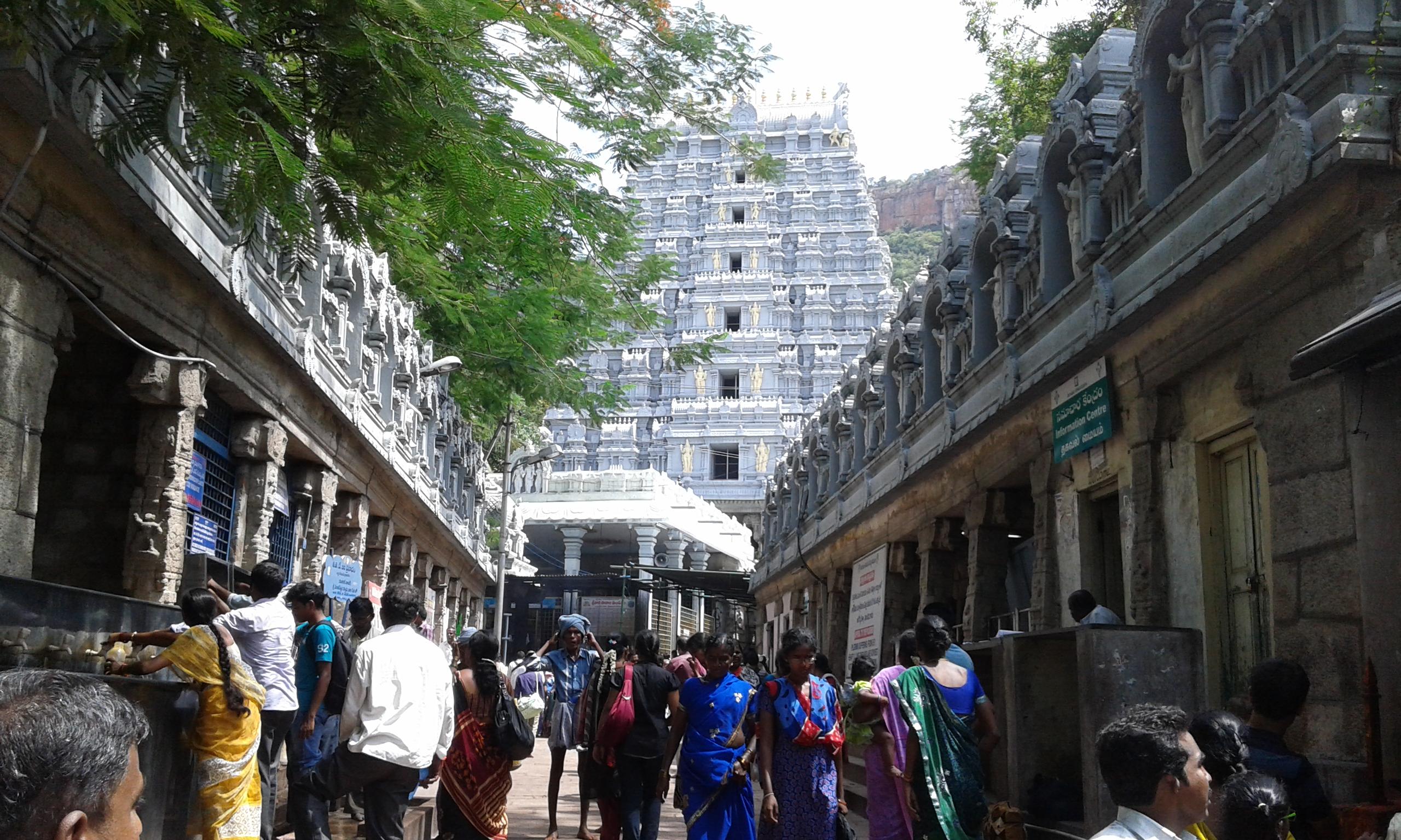 Srivari Padala Mandapam, Tirupati-Nice Place to Visit In Tirupati