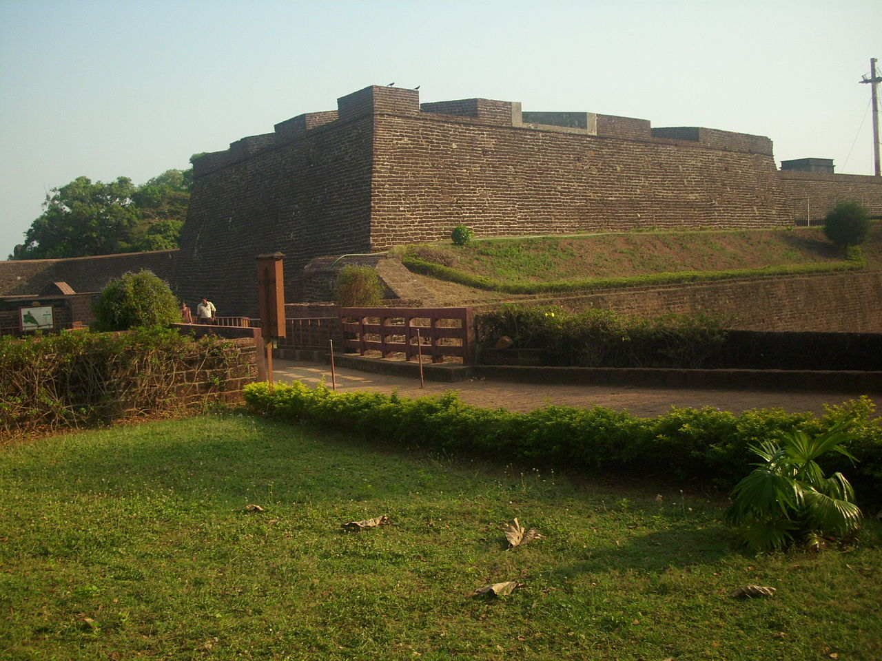 Top Ancient Fort in Kerala-St. Angelo Fort