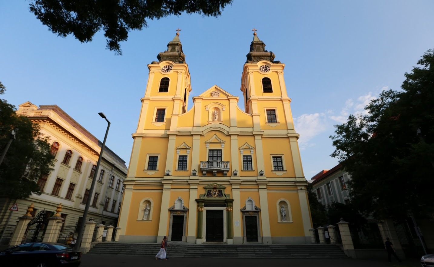 Must-Visit Attraction of Debrecen-St. Anna's Cathedral