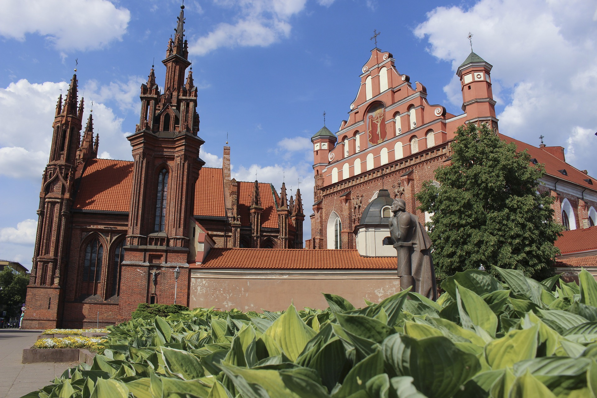 St. Anne's Church Must Visit in Lithuania