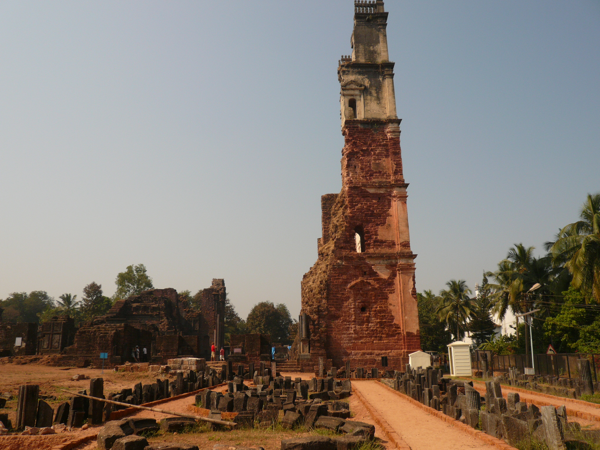 Top Attraction in Panjim That You Shouldn't Miss When in Goa - St. Augustin Towers