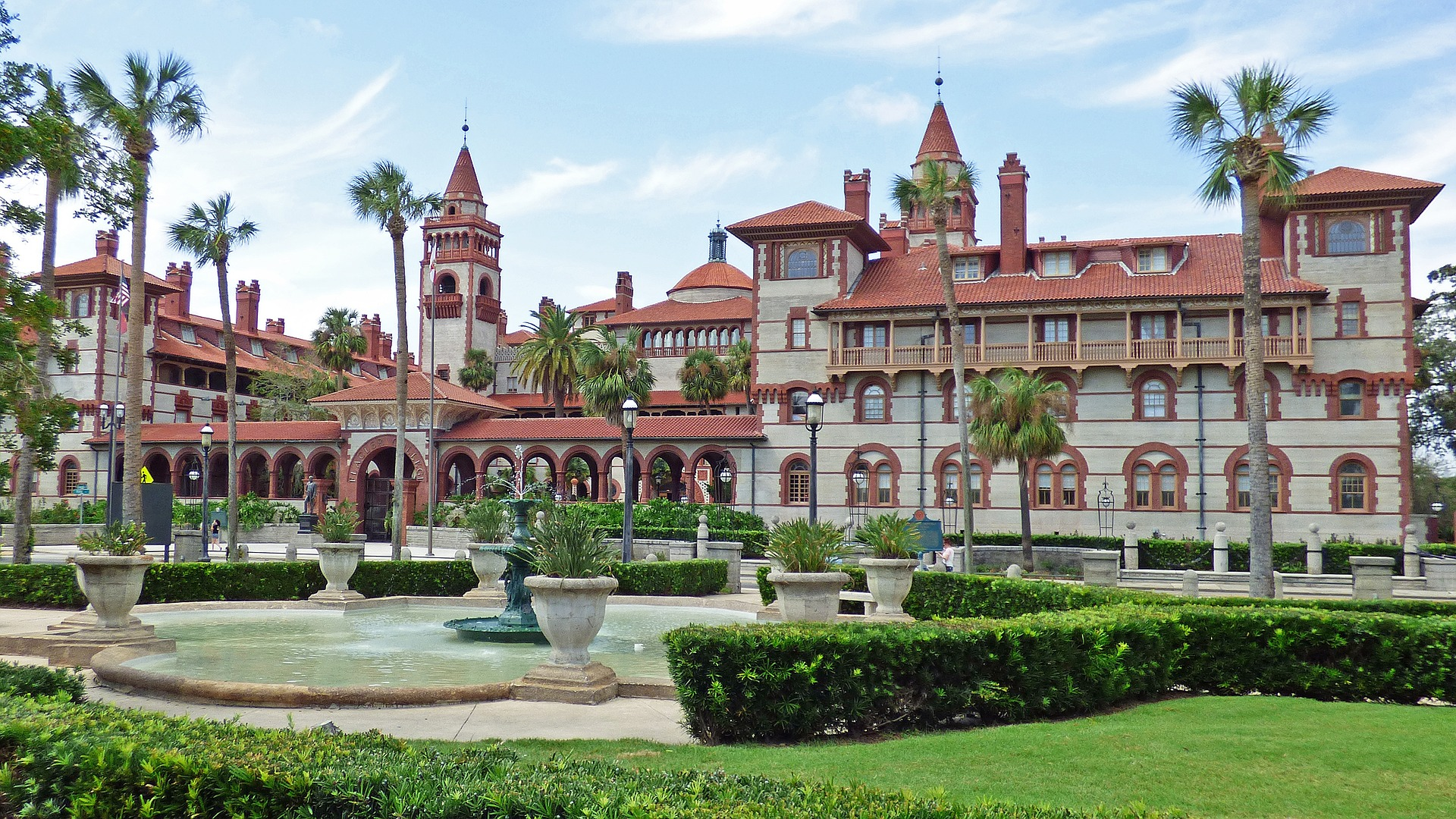 St. Augustine - Historic City To Flock To In Florida