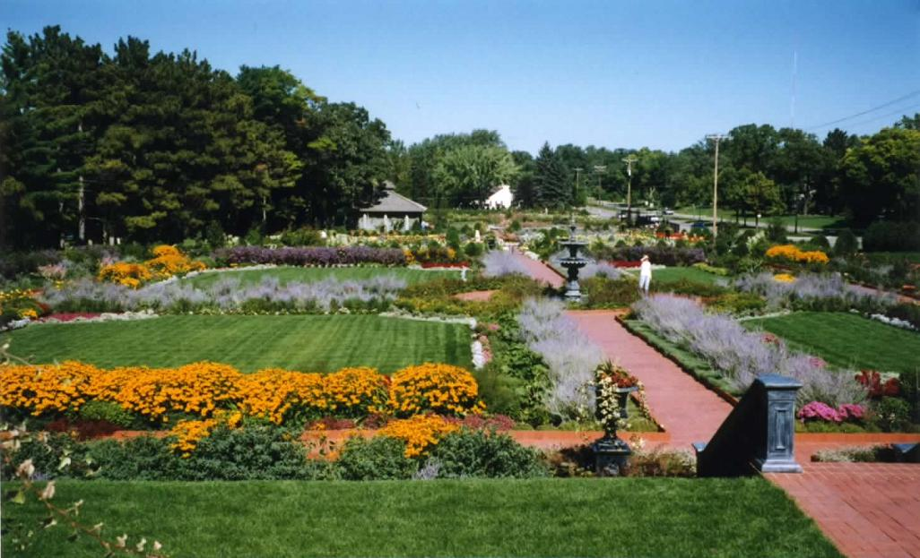 Best Visiting Place In Minnesota-St. Cloud Clemens Gardens