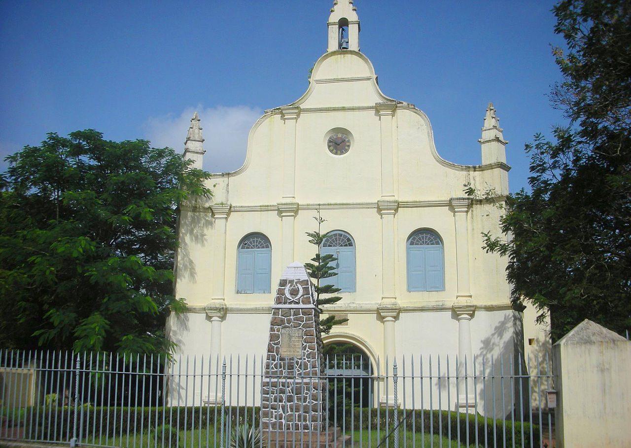 Amazing Church in Kerala-St Francis Church in Kochi