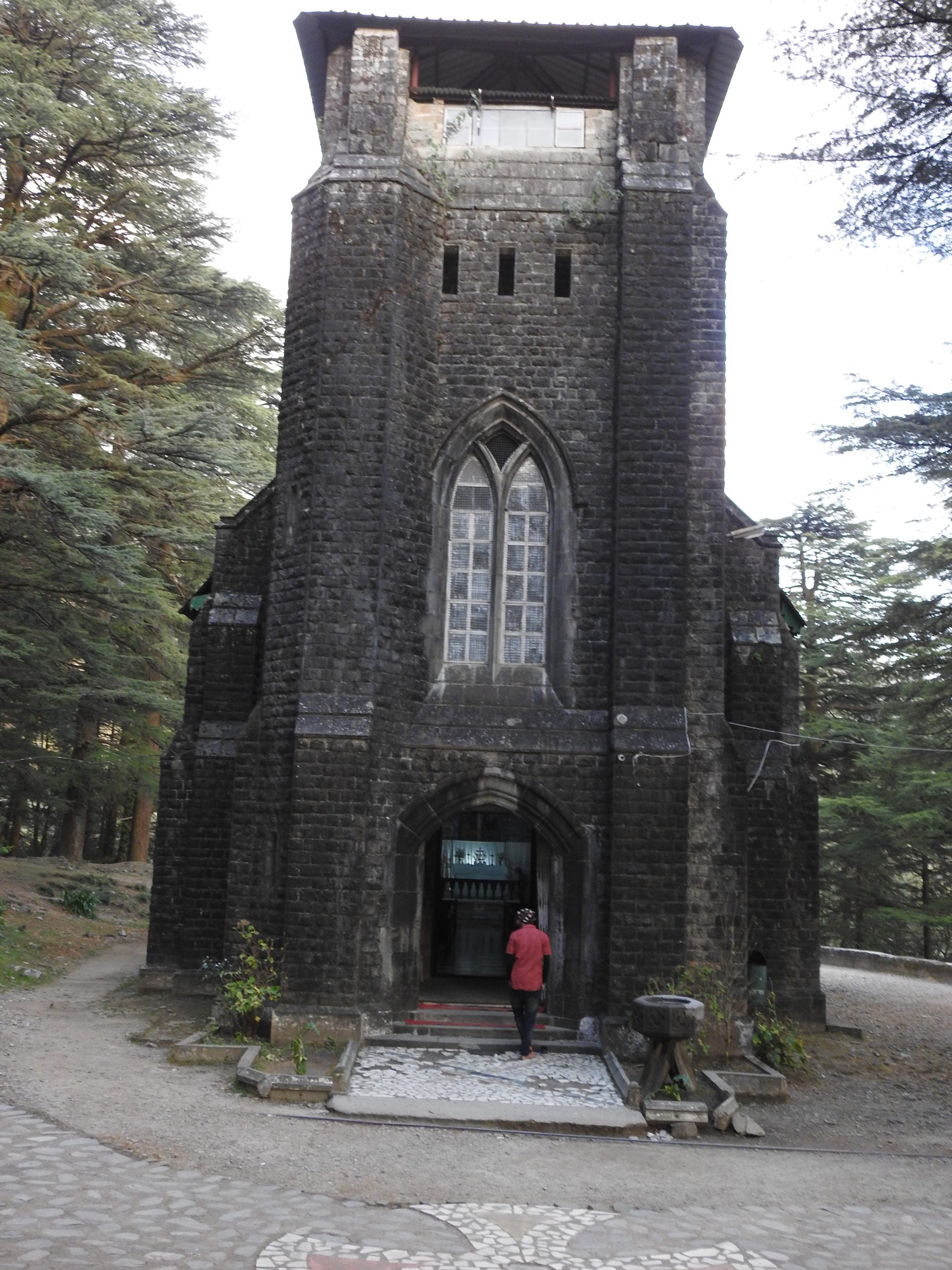 Visit Place in Dharamshala and McLeodganj - St John in the Wilderness Church