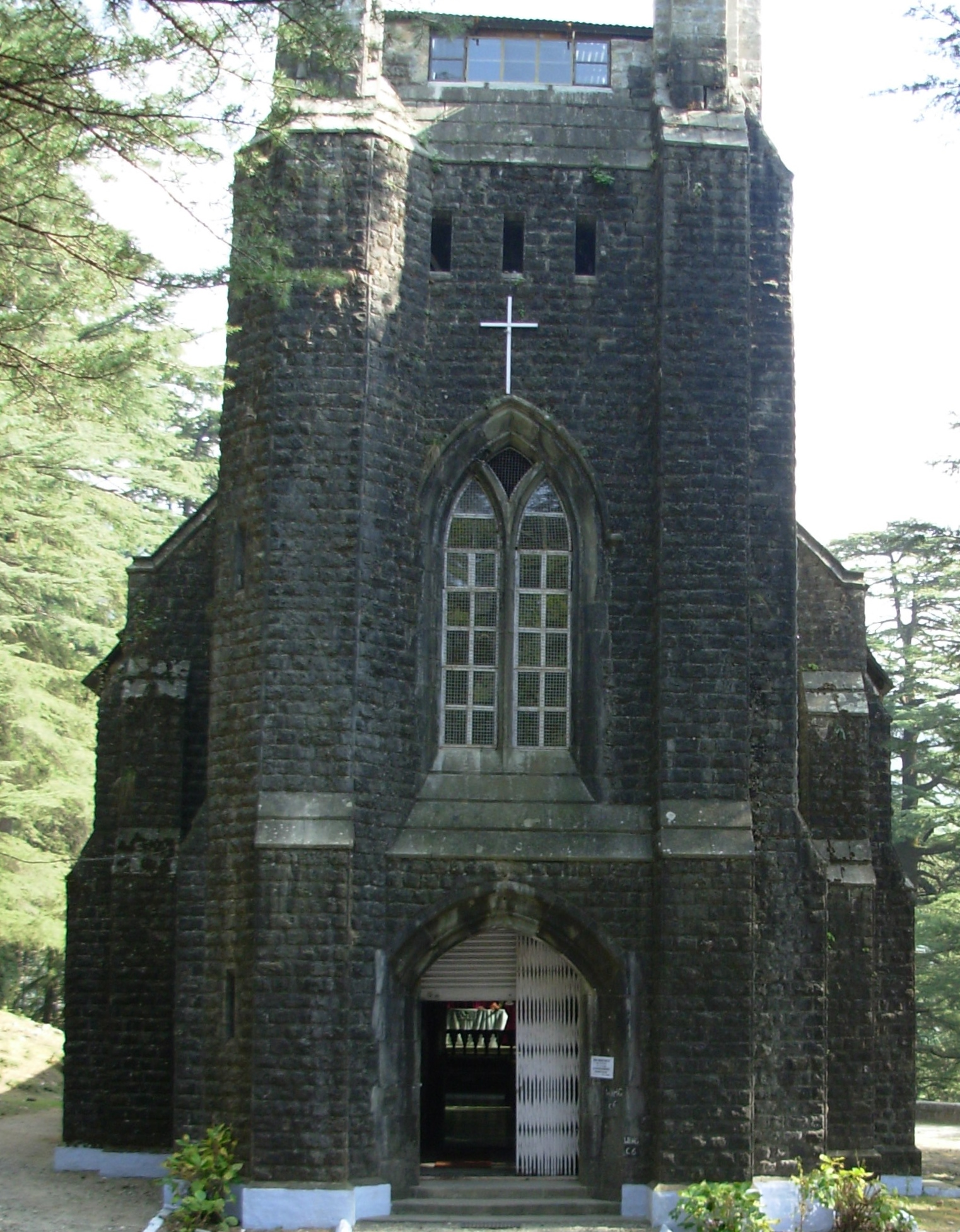 St John in the Wilderness Church - Amazing Places to Visit In Dharamshala