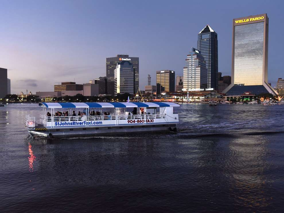 Attractive Destinations in Jacksonville-St. Johns River Taxi
