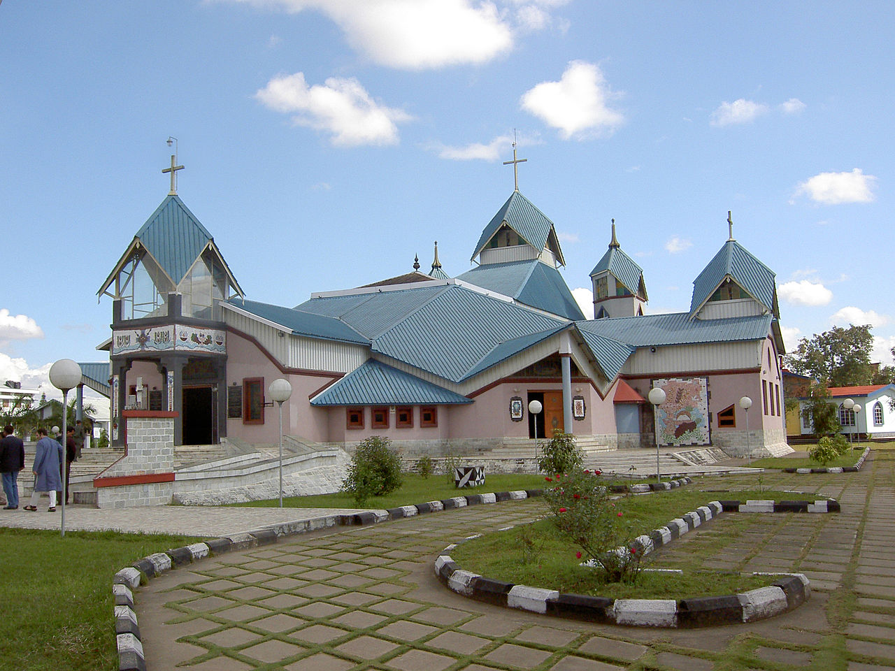 Amazing Place to Visit In Manipur-St. Joseph's Cathedral