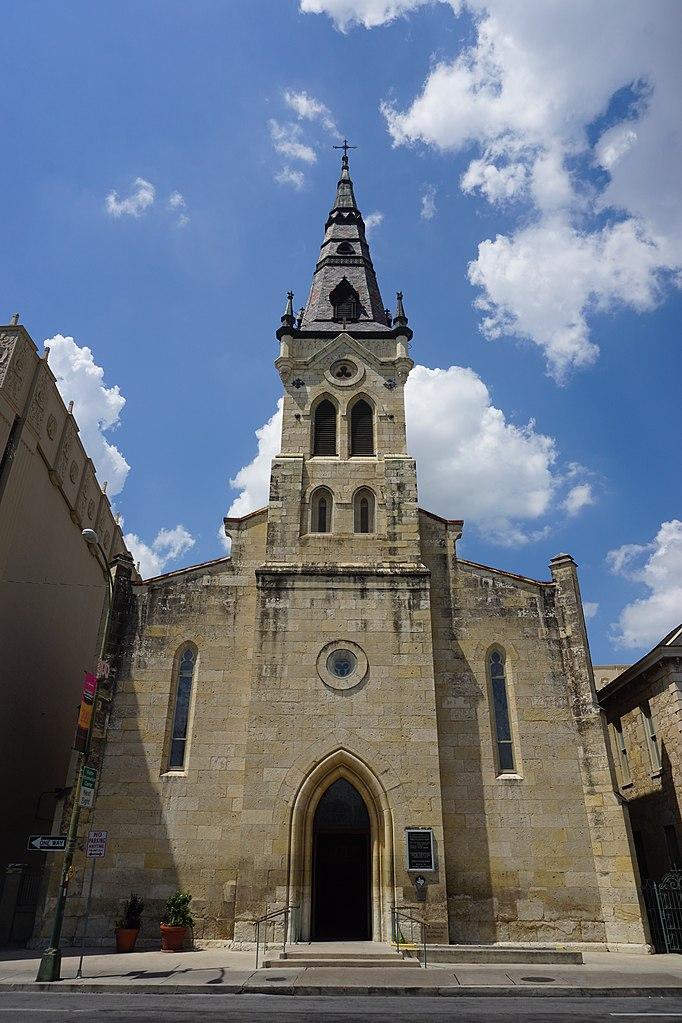 Top-rated Historic Church in San Antonio-St Joseph's Catholic Church