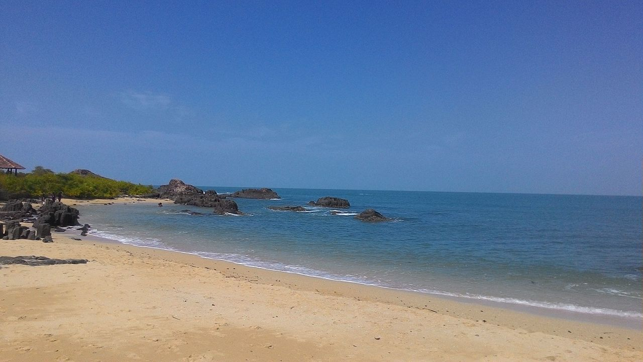 Sight-Seeing Destination in Udupi-St. Mary's Island