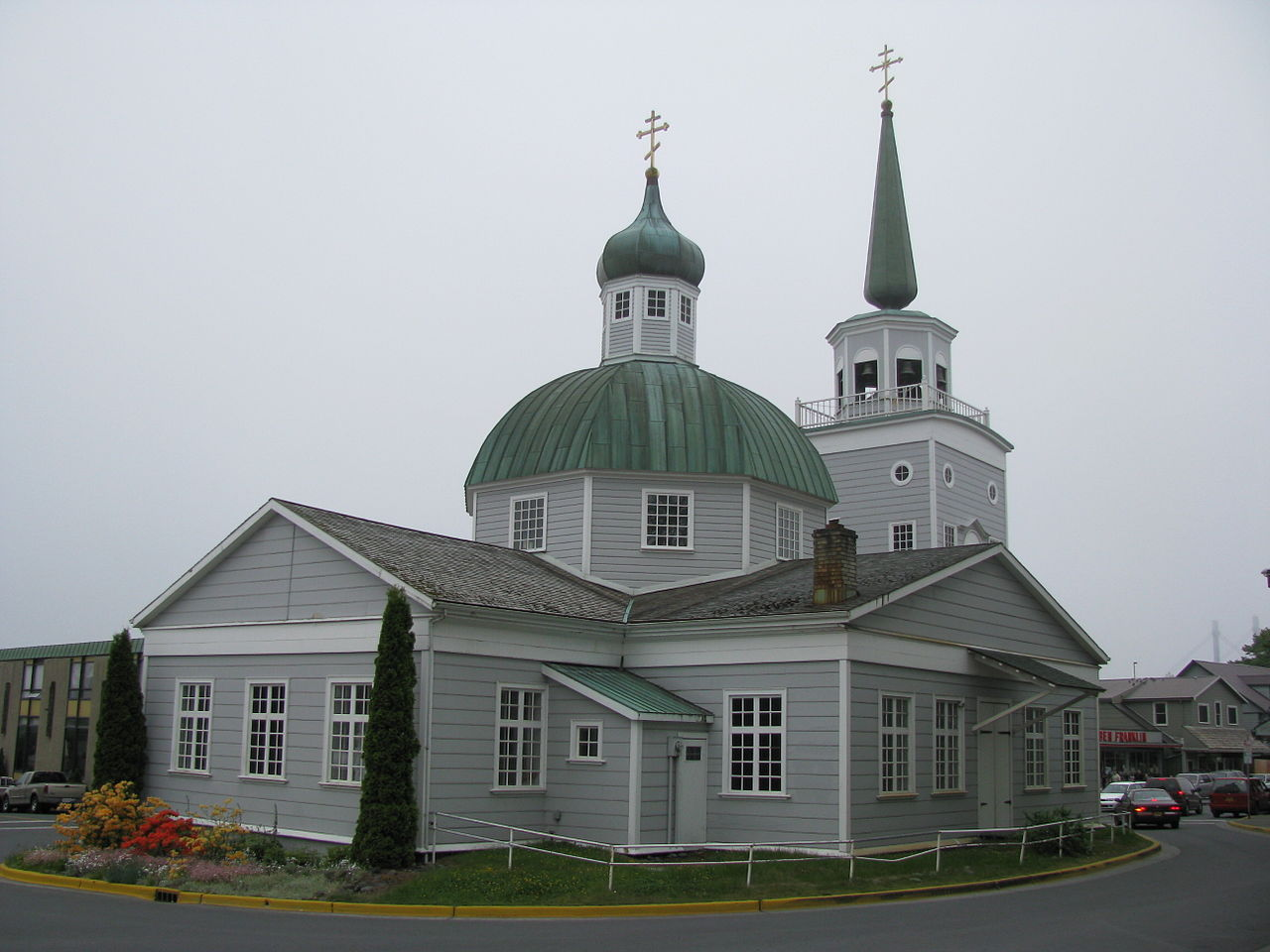 St. Michael's Russian Orthodox Cathedral - Historical Location to Visit in Sitka City