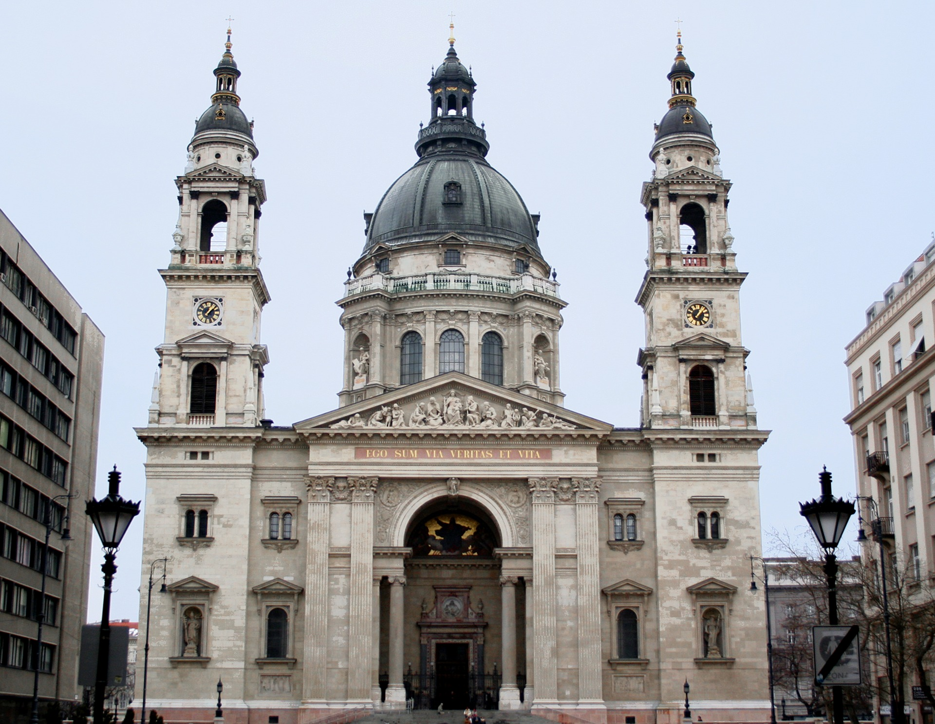 St. Stephen's Basilica in Hungary