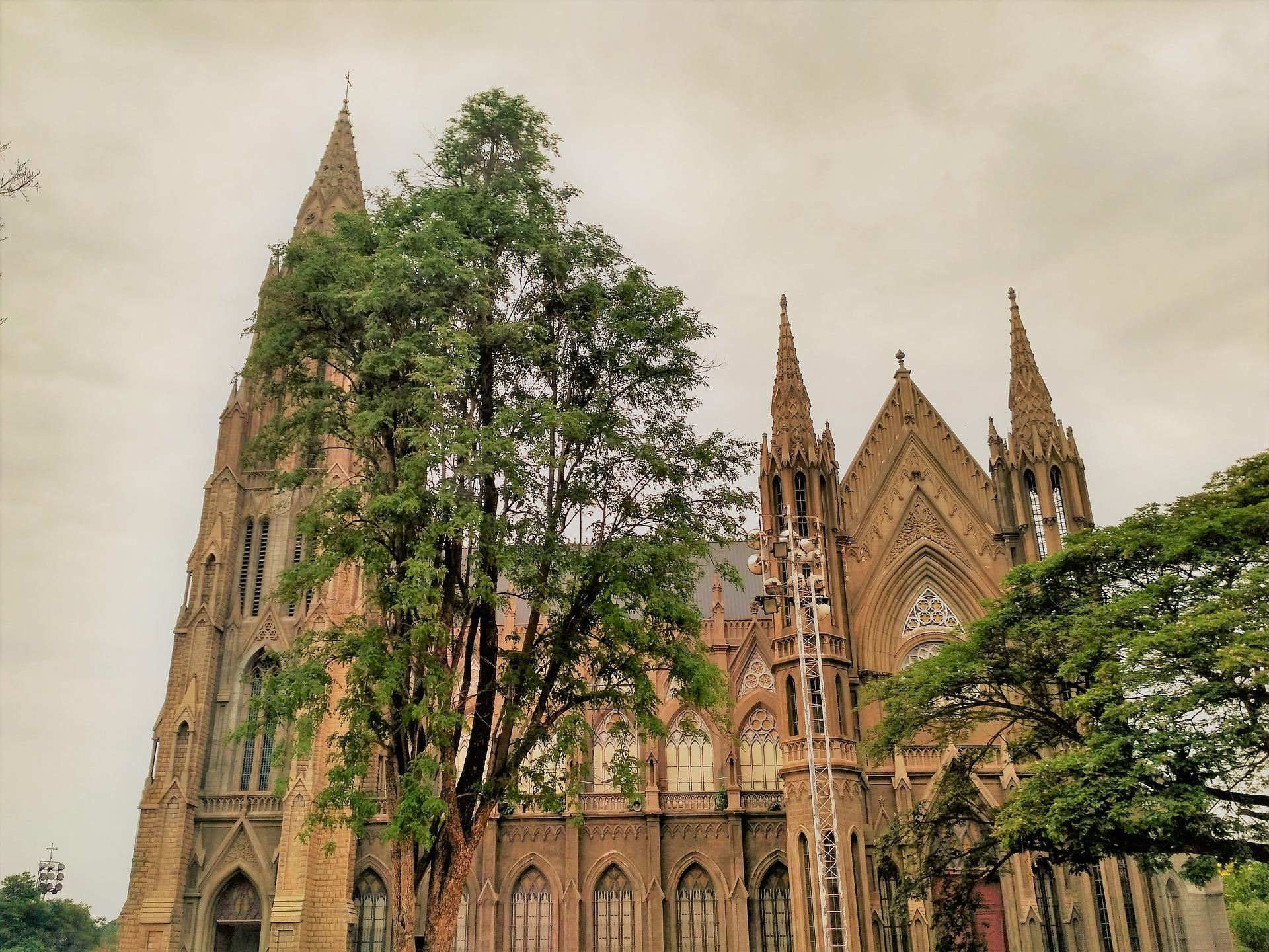 St. Philomena Church Amazing Place In Mysore