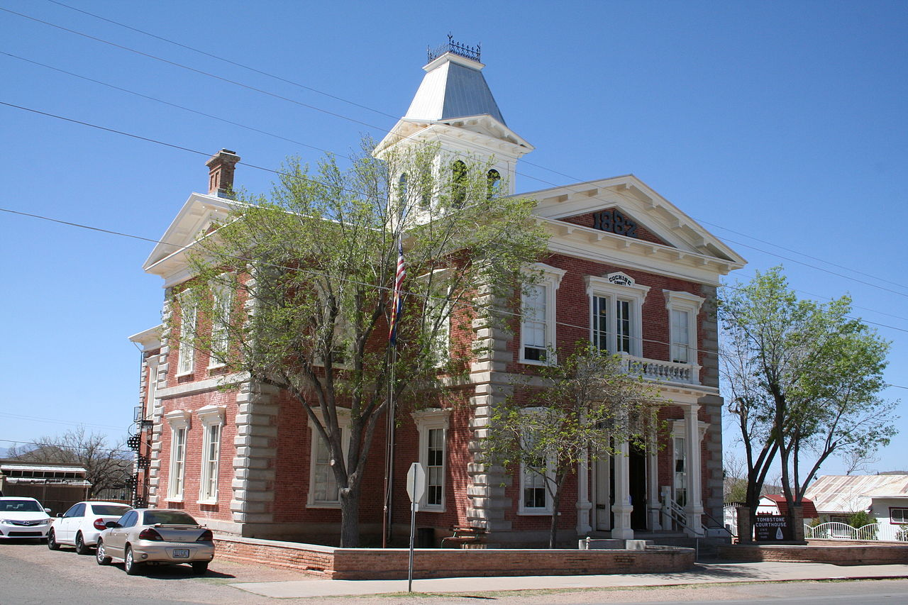 State Historic Park of Tombstone Courthouse - Top Rated Place to visit in Tombstone