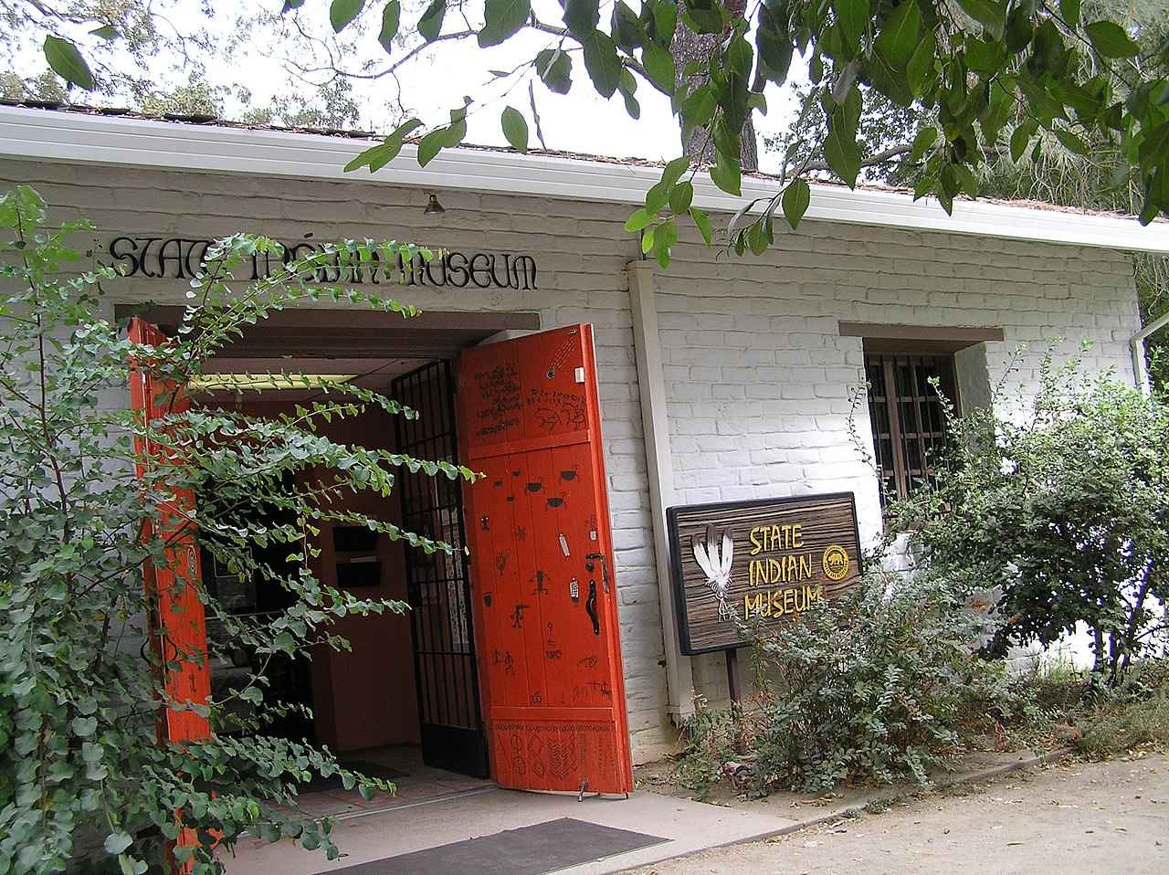 Attractive Museum In Sacramento-State Indian Museum