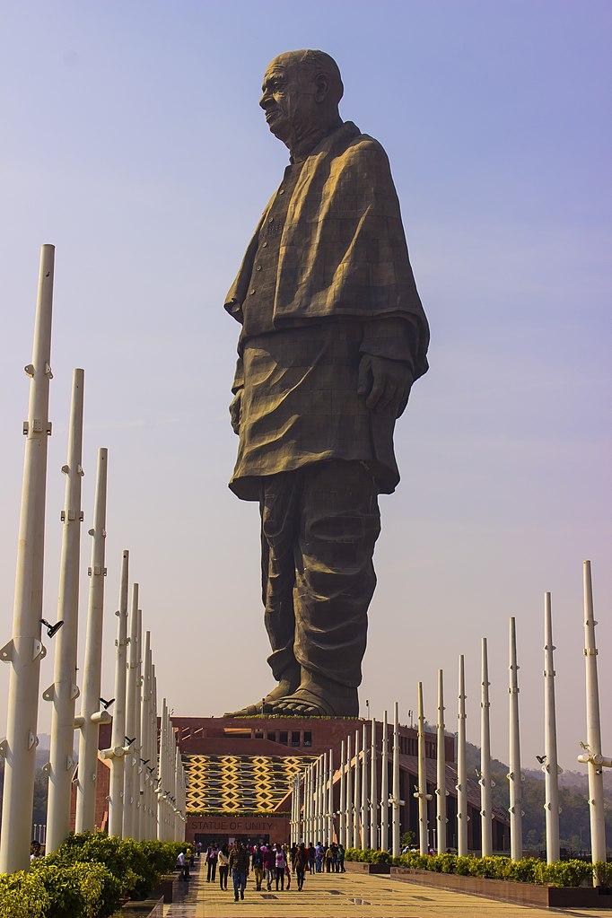 Statue of Sardar Vallabhai Patel in Ahmedabad