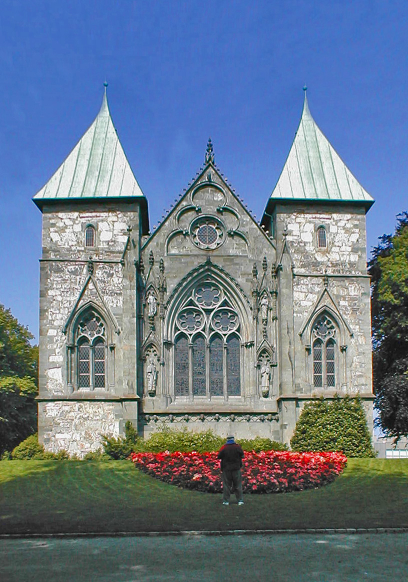 Stavanger Cathedral - Must Visit Place In Stavanger Region, Norway