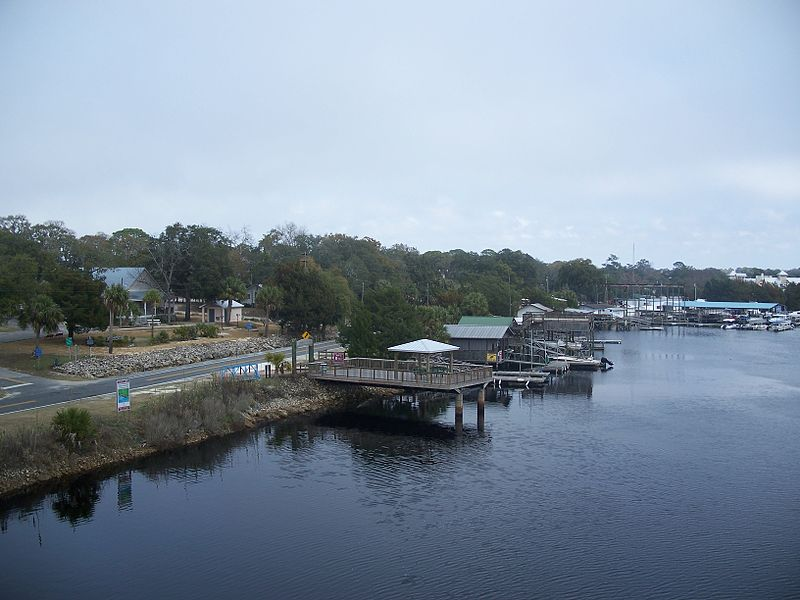 Steinhatchee - Historic Cities To Flock To In Florida