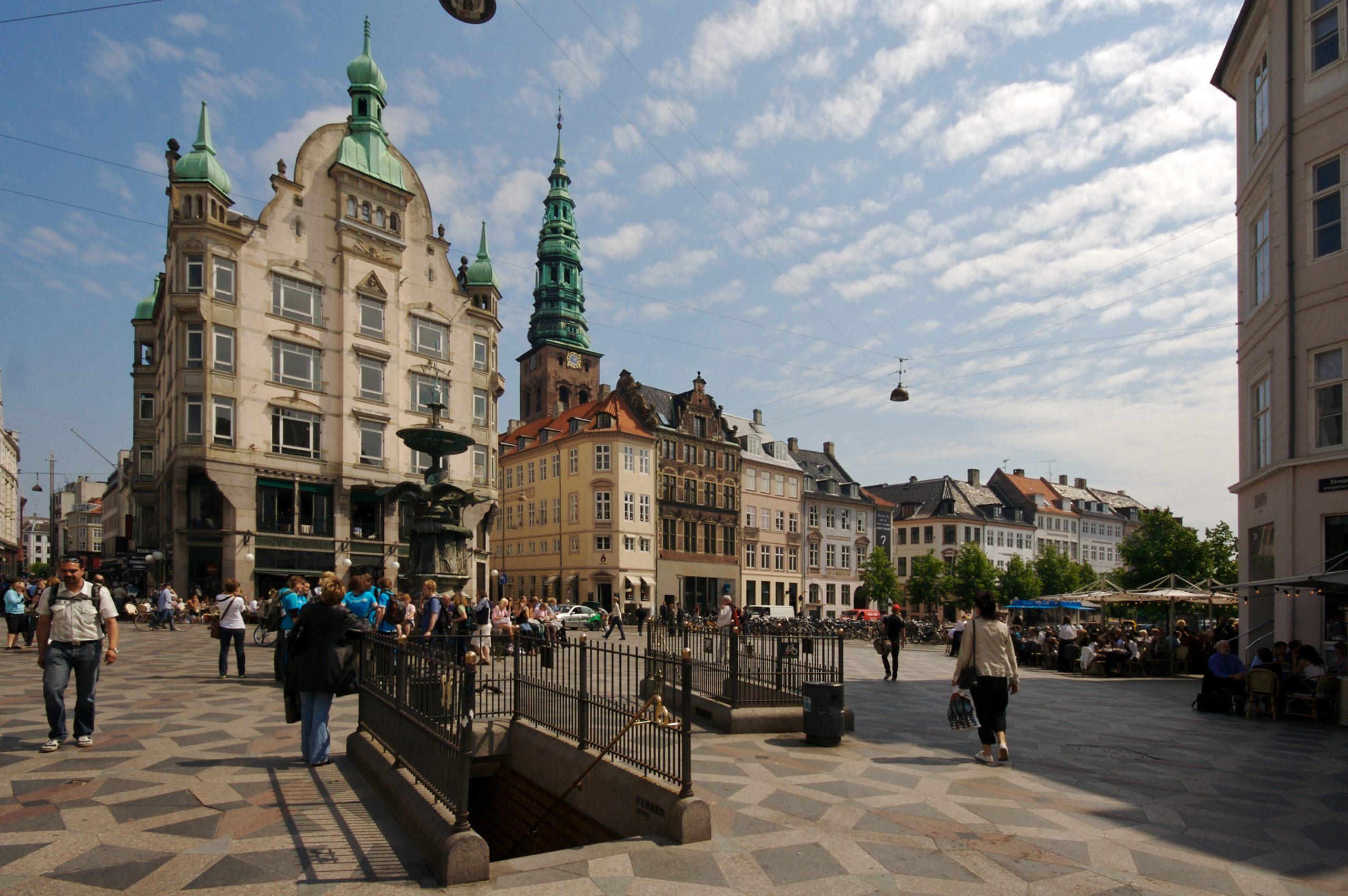 Strøget - Popular Tourist Destinations in Copenhagen