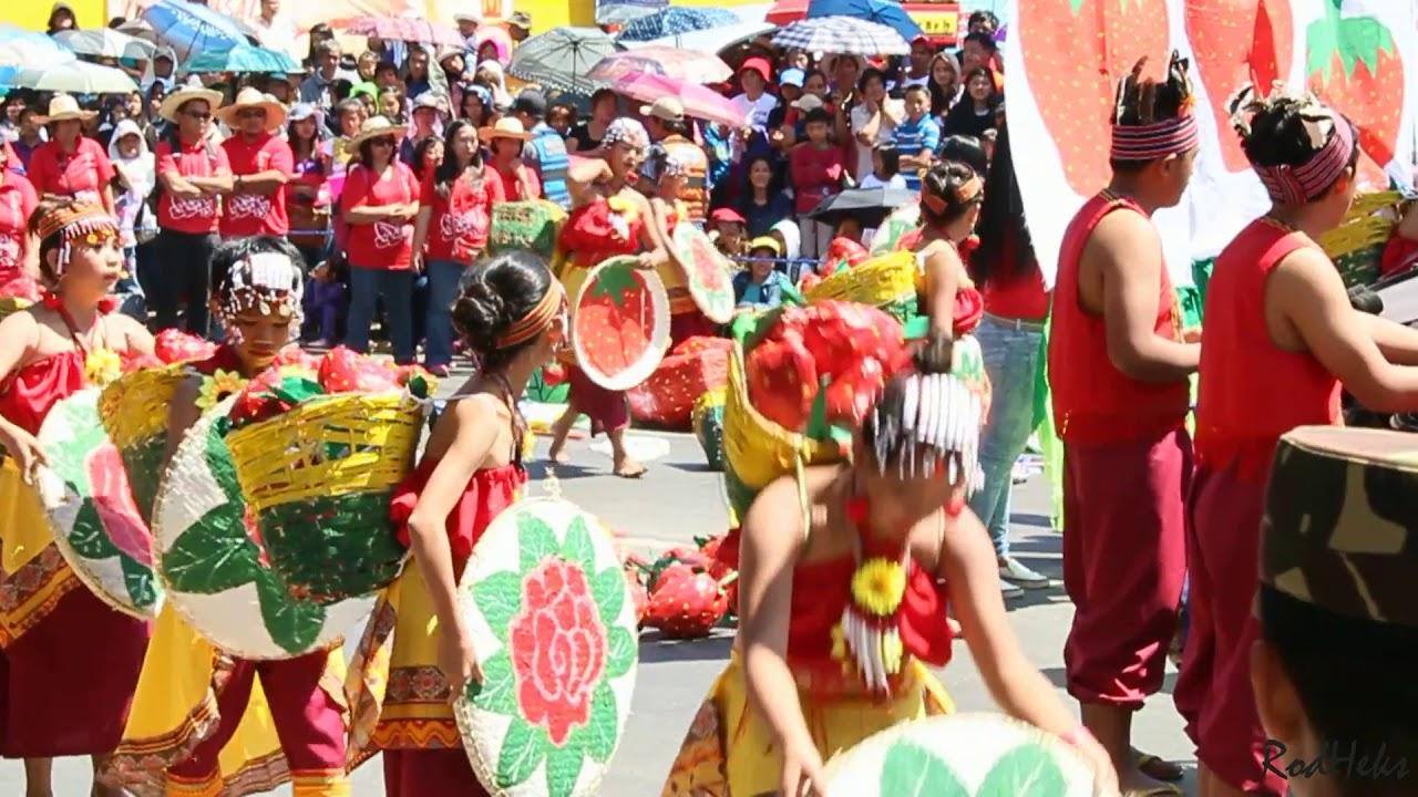 Festival in Meghalaya-Strawberry Festival