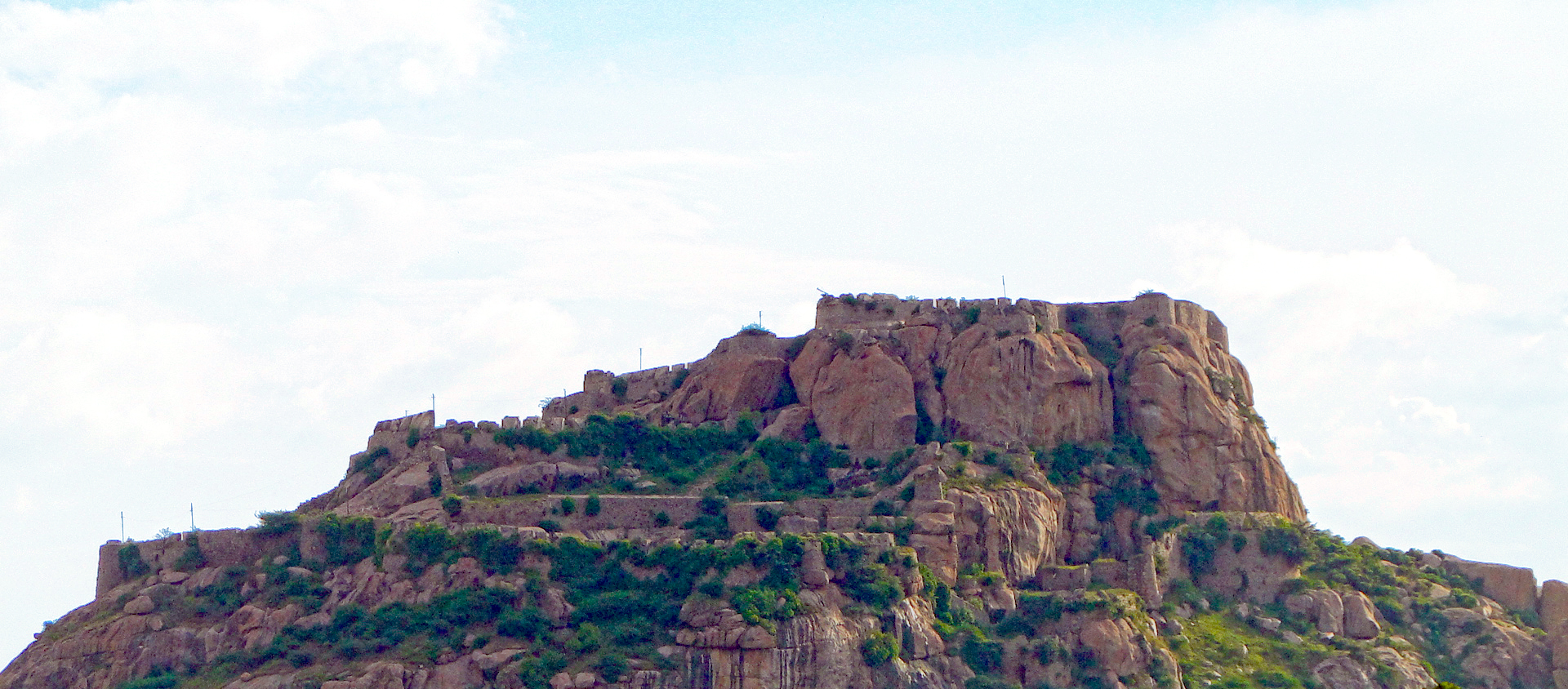 Structure & History Of The Koppal Fort in Koppal?