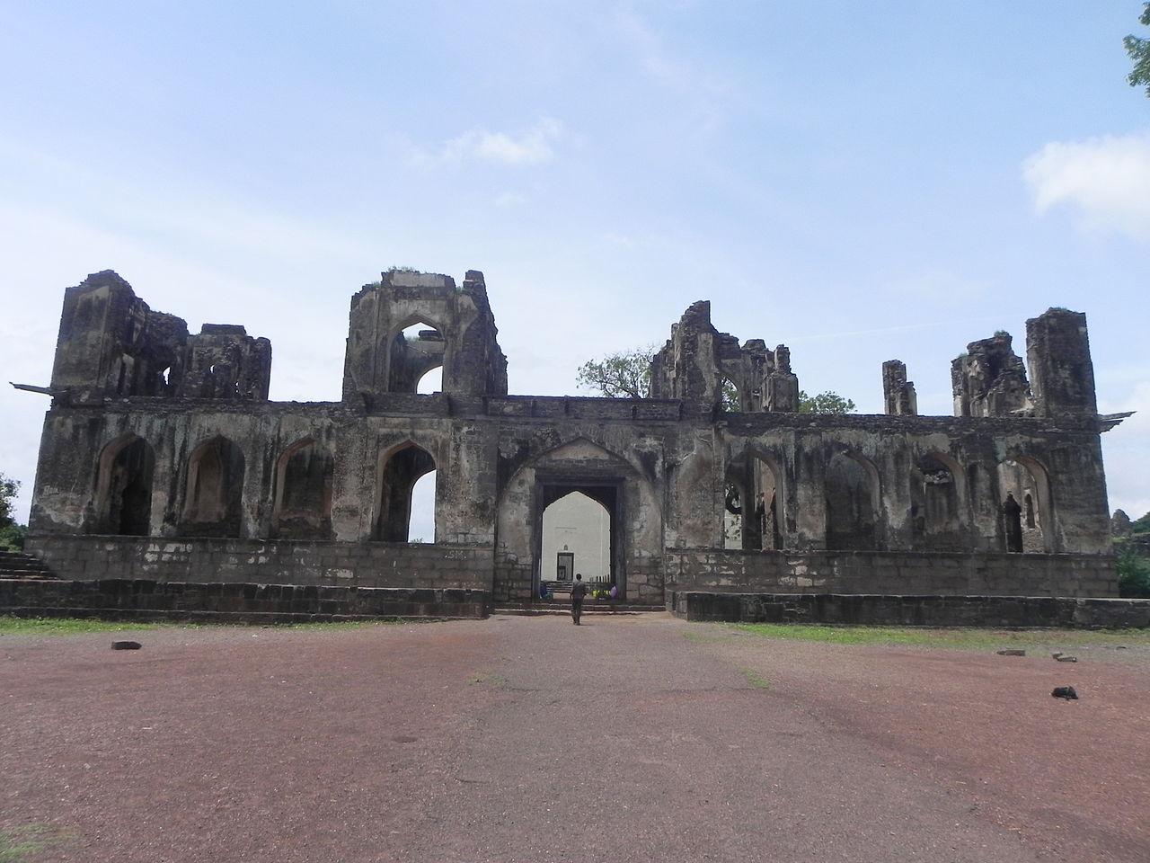 History & Structure of Mithari Mahal